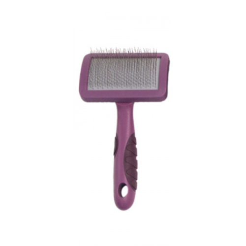 Rosewood Soft Protection Grooming Slicker Brush