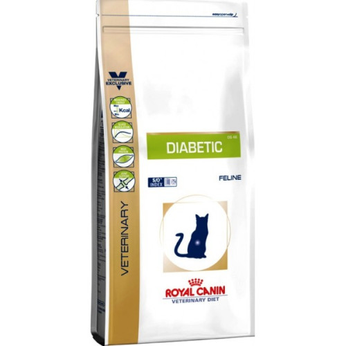 Royal Canin Veterinary Diets Diabetic DS 46 Cat Food