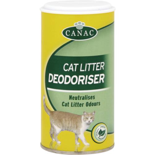 Canac Cat Litter Deodoriser 200g x 2 SAVER PACK