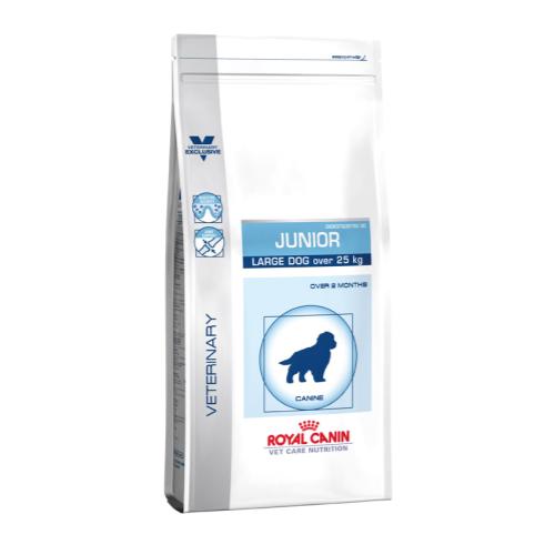 Royal Canin VCN Pediatric Junior Large Dog Food 4kg