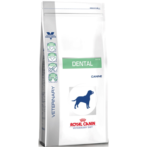 Royal Canin Veterinary Dental DLK 22 Dog Food 14kg