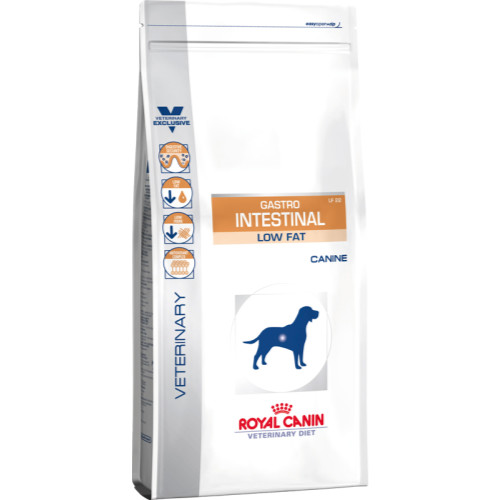 Royal Canin Veterinary Gastro Intestinal Low Fat Dog Food