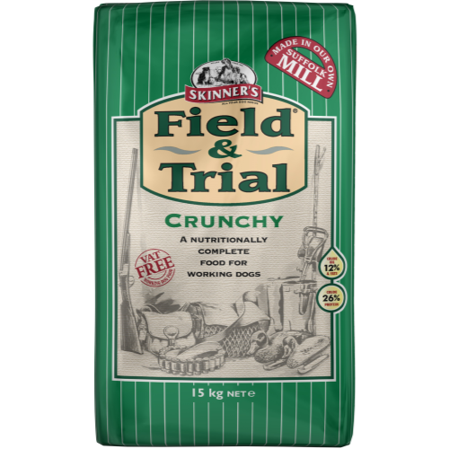 Skinners Field & Trial Crunchy Adult Dog Food 15kg