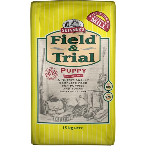 Skinners Field & Trial Chicken Puppy Food 15kg
