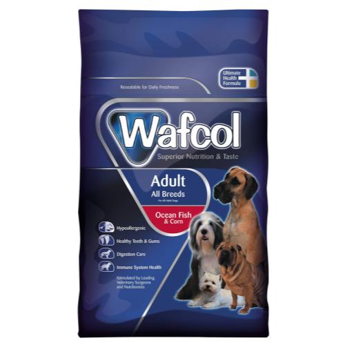 Wafcol Ocean Fish & Corn Adult Dog Food 2.5kg