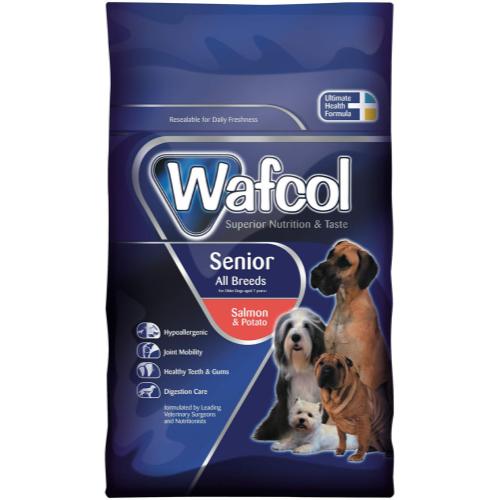 Wafcol Salmon & Potato Senior Dog Food 2.5kg