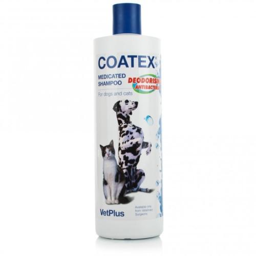 Coatex Medicated Shampoo 500ml
