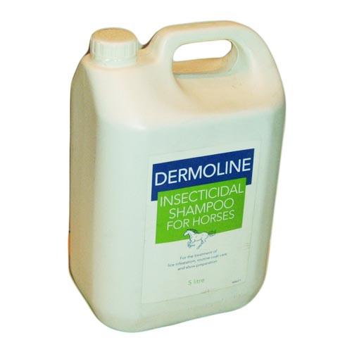 Battle Hayward and Bower Dermoline Shampoo Insecticidal