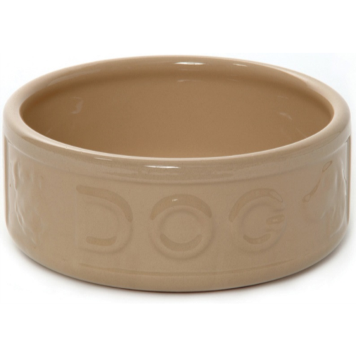 Mason Cash Lettered Ceramic Dog Bowl 15cm