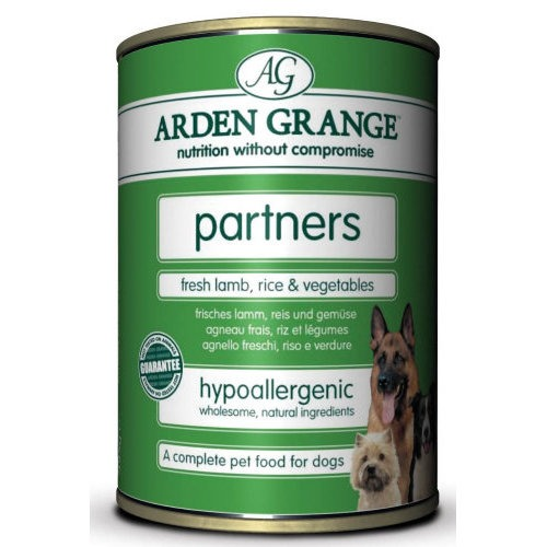 Arden Grange Partners Lamb & Rice Dog Food