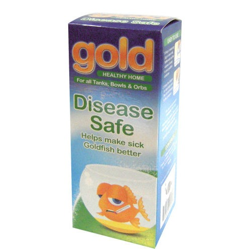 Interpet Gold Disease Safe Water Treatment