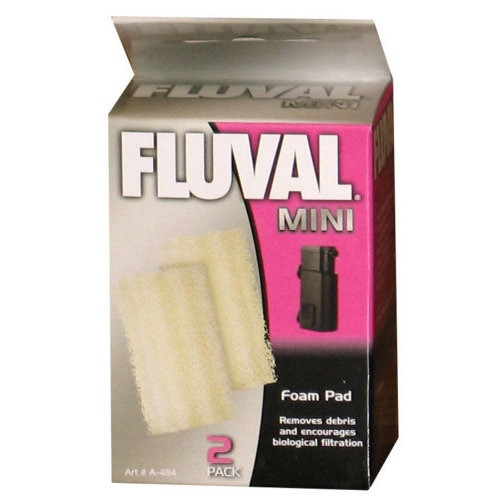 Fluval Mini Aquarium Filter Foam Pad