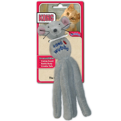 KONG Cat Wubba Mouse