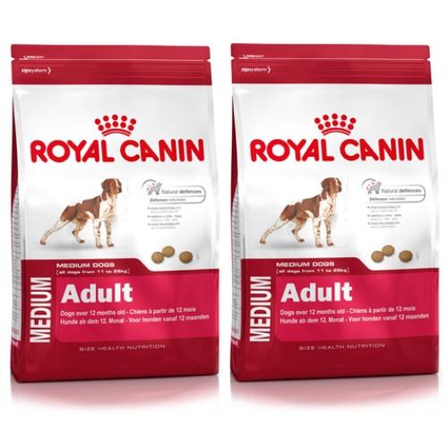 royal canin medium adult dog food from waitrose pet. Black Bedroom Furniture Sets. Home Design Ideas