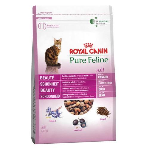 Royal Canin Pure Feline No 1 Beauty Adult Cat Food