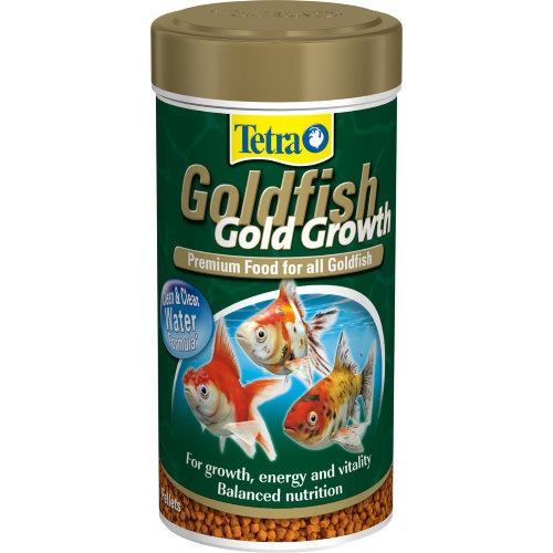 Tetra Gold Growth Fish Food