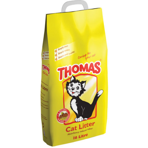 Thomas Cat Litter 16 Litres