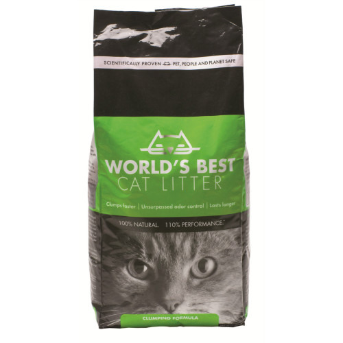 Worlds Best Cat Litter Original Clumping Formula