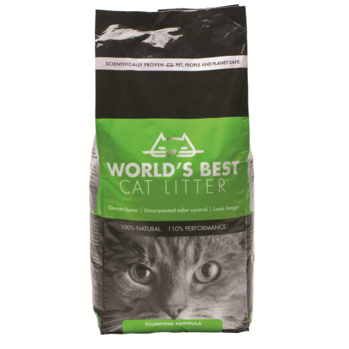 Worlds Best Cat Litter Original Clumping Formula 6.35kg