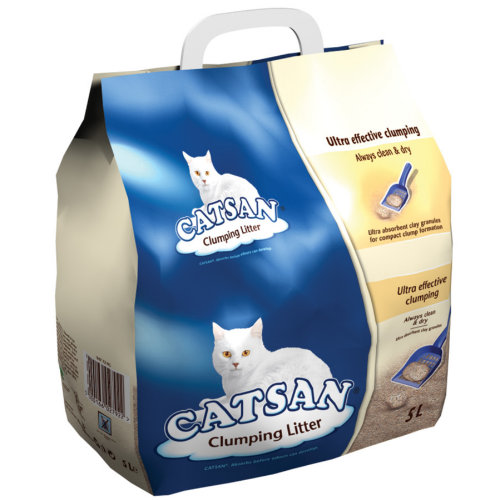 Catsan Ultra Clumping Cat Litter 5 Litre