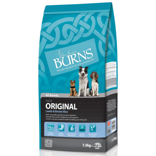 Burns Original Lamb & Brown Rice Adult Dog Food