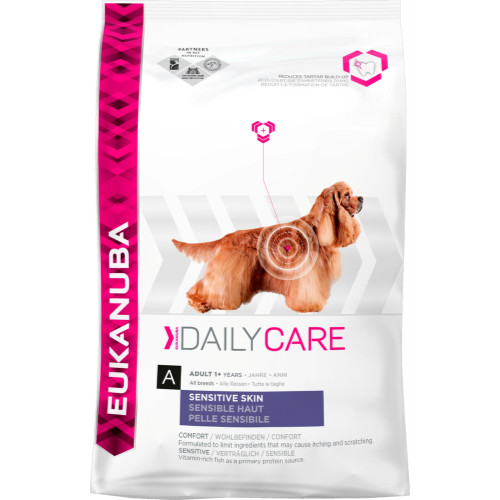 Eukanuba Daily Care Sensitive Skin Dog Food