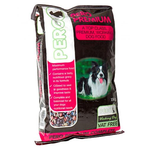 Pero Premium Adult Dog Food 15kg