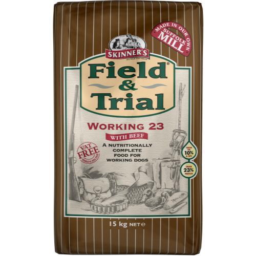 Skinners Field & Trial Working 23 Adult Dog Food 15kg