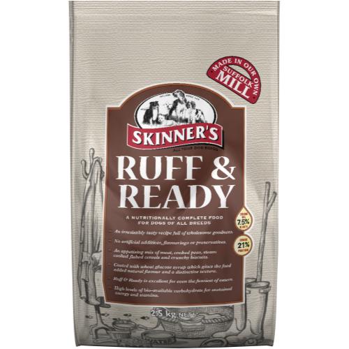 Skinners Ruff & Ready Adult Dog Food 2.5kg