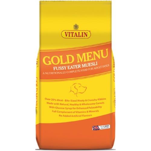 Vitalin Gold Menu Adult Dog Food 15kg