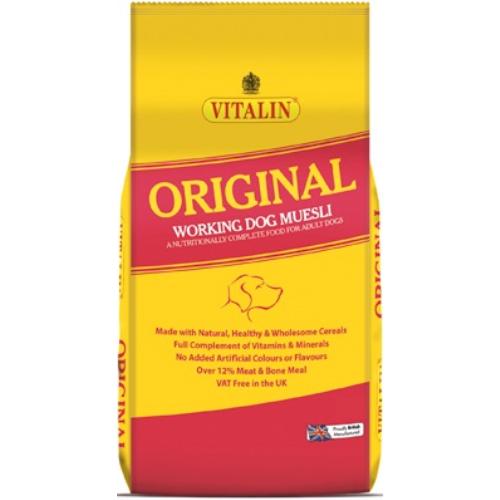 Vitalin Original Adult Dog Food 15kg