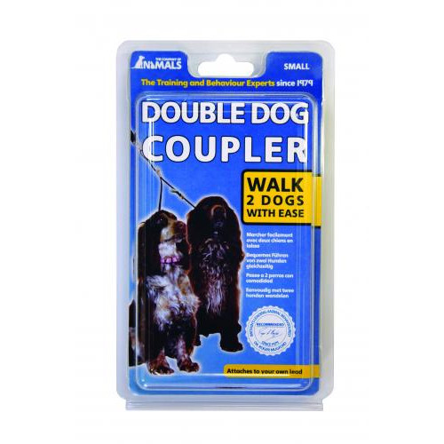 Company of Animals Double Dog Coupler