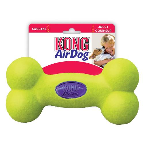 KONG Air Squeaker Bone Dog Toy