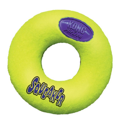 KONG Air Dog Squeaker Donut