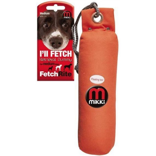 Mikki Dog Training Canvas Dummie