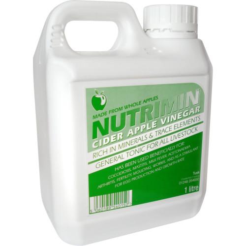 Tusk Nutrimin Cider Vinegar