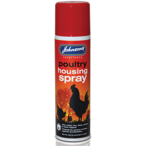 Johnsons Veterinary Poultry Housing Spray