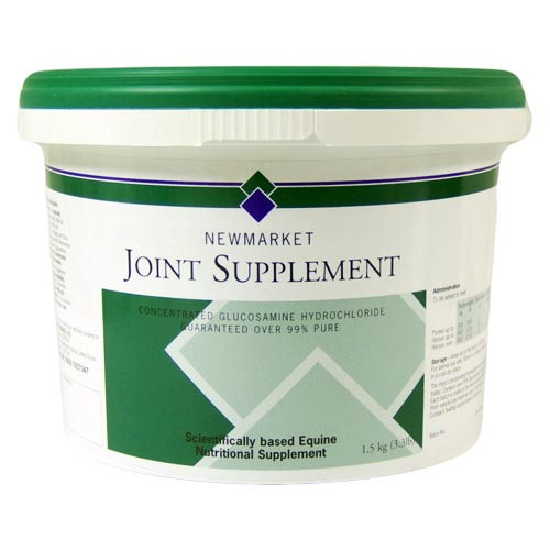 Newmarket Joint Supplement for Horses 1.5kg