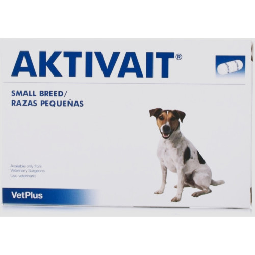 Aktivait Capsules for Dogs