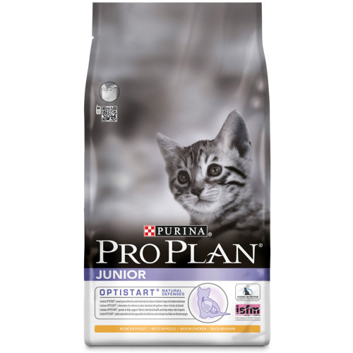 PRO PLAN Chicken Optistart Junior Kitten Food