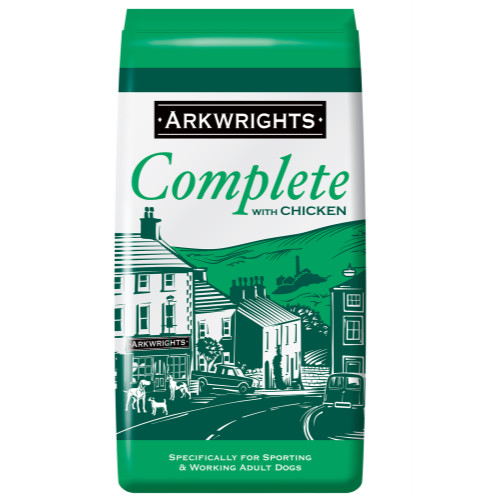 Arkwrights Working Dog Chicken Food
