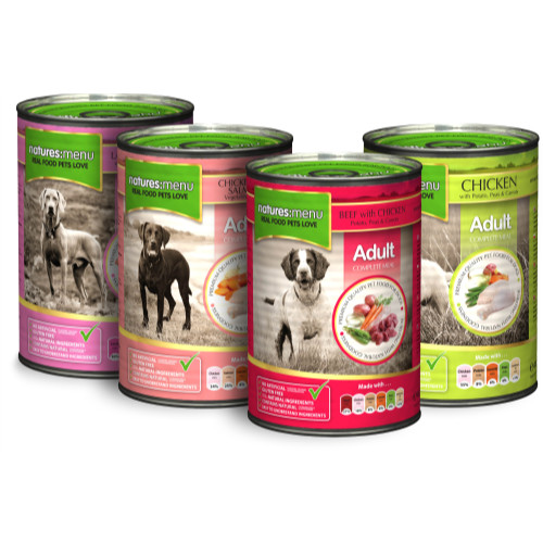 Natures Menu Wet Dog Food