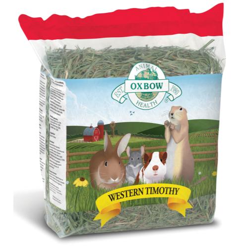 Oxbow Western Timothy Hay 1.1kg