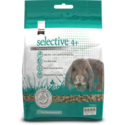 Supreme Science Selective Mature Rabbit Food