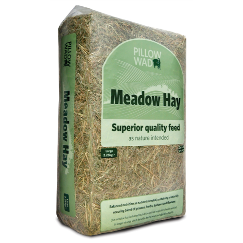 Pillow Wad Meadow Hay 1.8kg Large