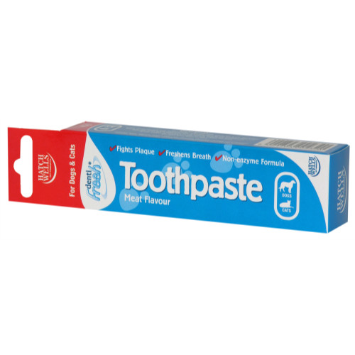 Hatchwells Dog & Cat Toothpaste Meat Flavour