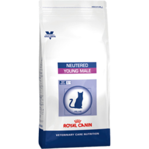 Royal Canin VCN Neutered Young Male Cat Food