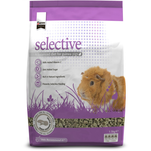 Supreme Science Selective Guinea Pig Food