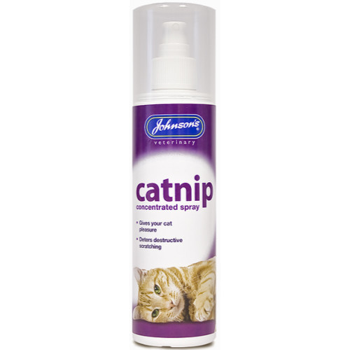 Johnsons Concentrated Catnip Spray