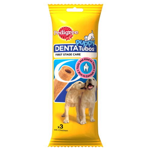 Pedigree Dentatubos Puppy Treat